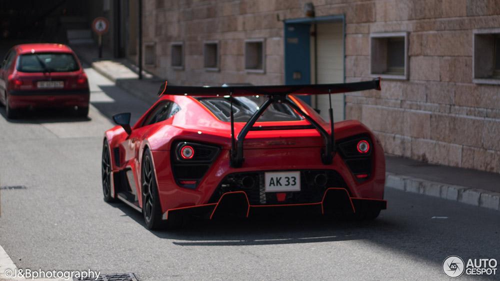 Primeur uit Monaco: Zenvo TSR-S