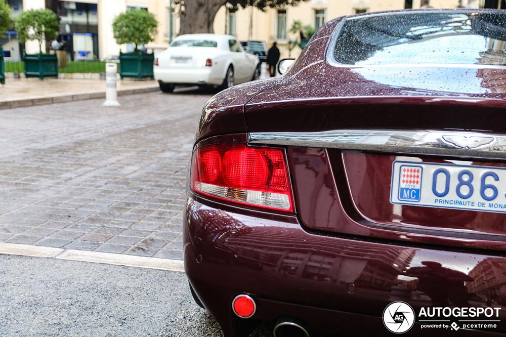 Aston Martin Vanquish is een tijdloze verschijning