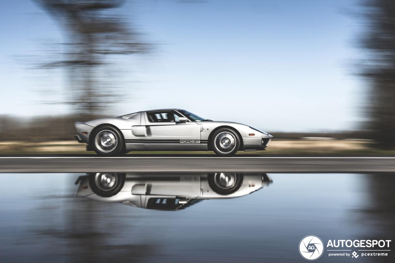 Formidabele foto's van de Ford GT