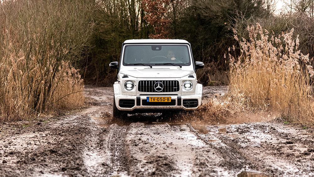 Gereden: Mercedes-AMG G 63