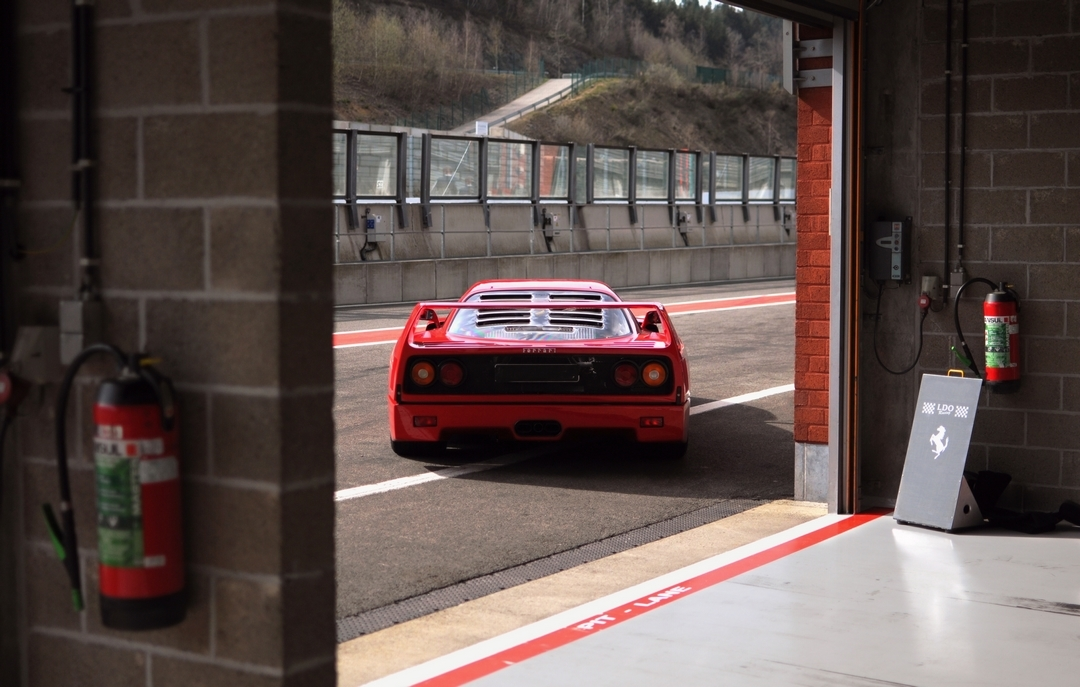 Event Ferrari Owners Club Track Day