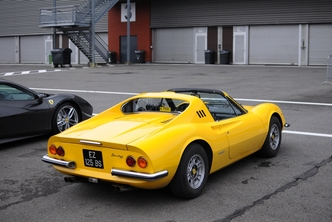 Event: Ferrari Owners' Club Track Day