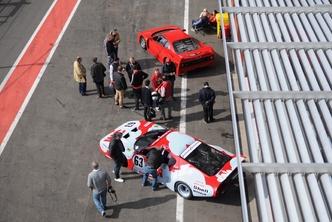 Event: Ferrari Owners' Club Track Day