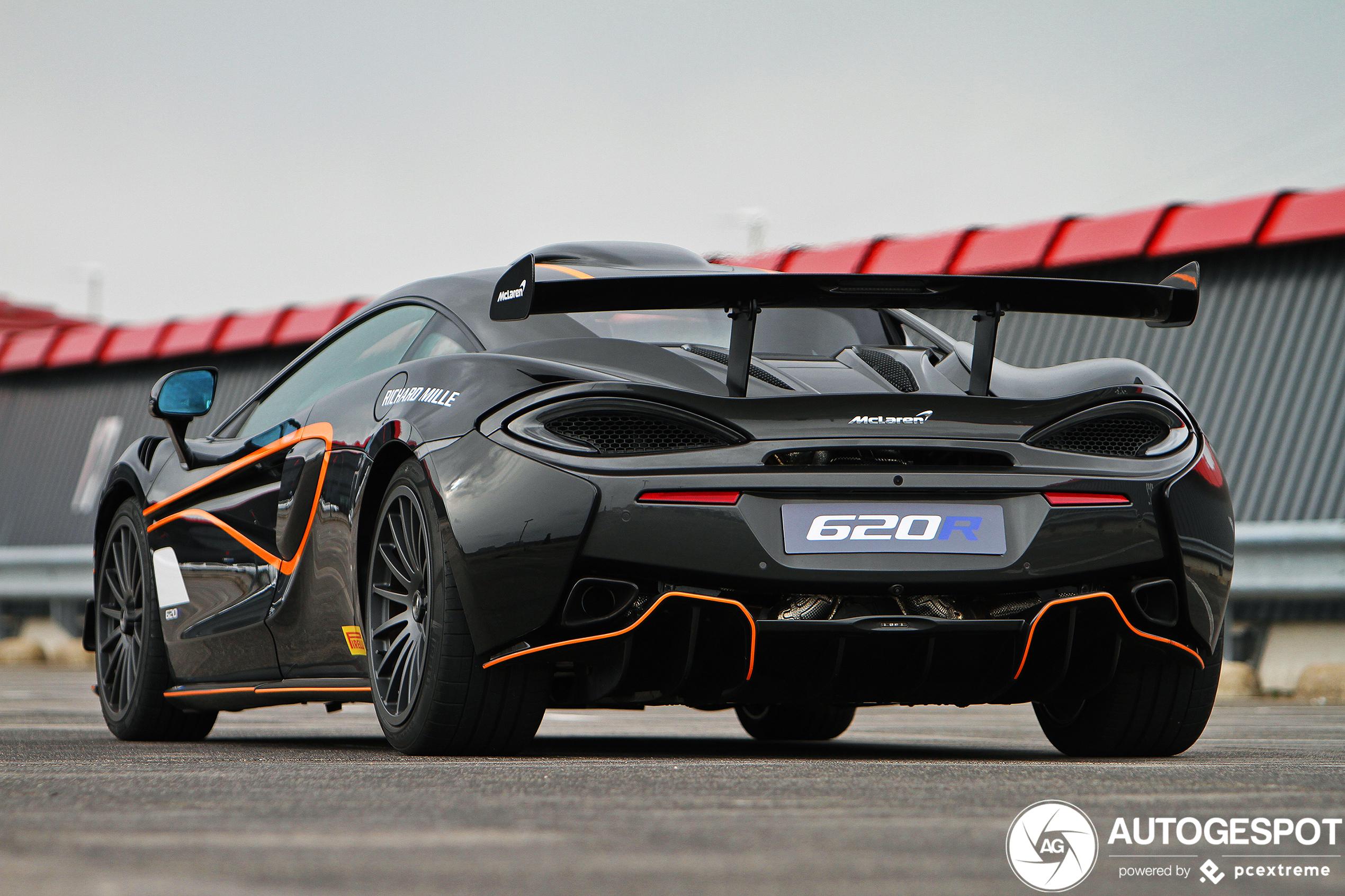 Spot van de dag: McLaren 620R