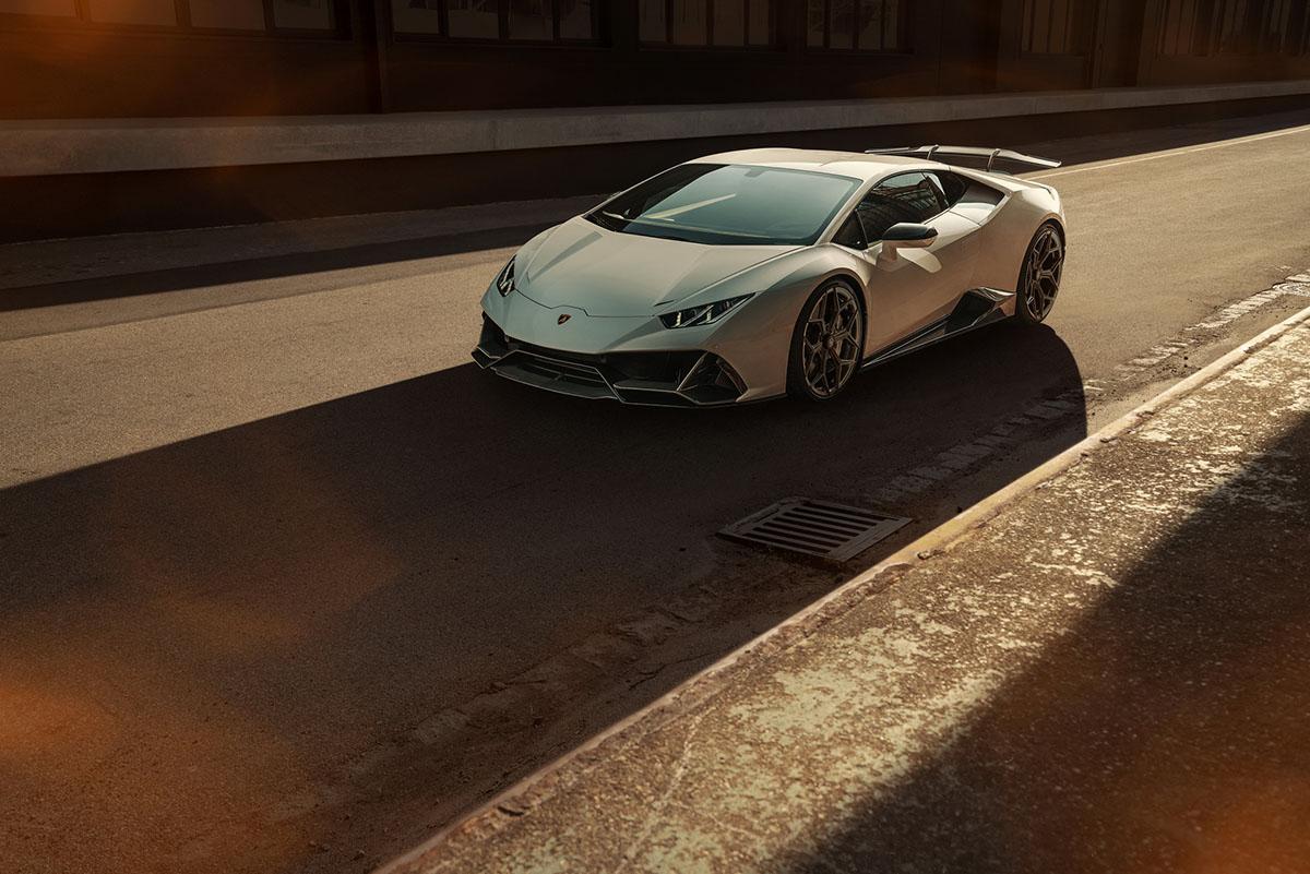 Novitec gooit sausje over de Lamborghini Huracán EVO