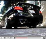 Filmpjes: BMW M5
