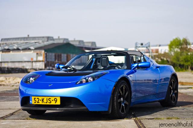 Fotoreportage: Tesla Roadster Signature Edition