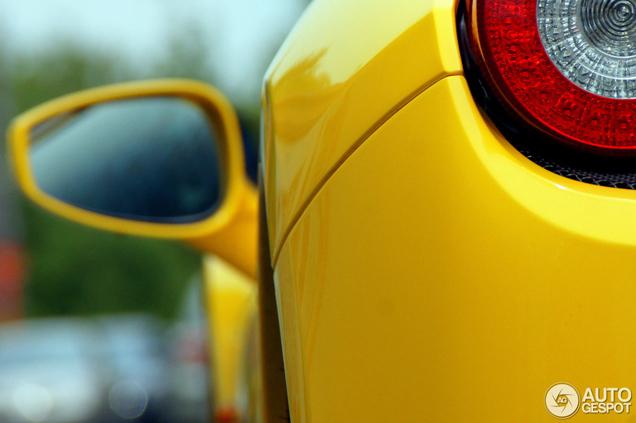 Spot van de dag: Ferrari 458 Italia op prachtige wijze vastgelegd