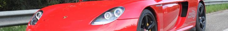 Spot du jour: Porsche Carrera GT