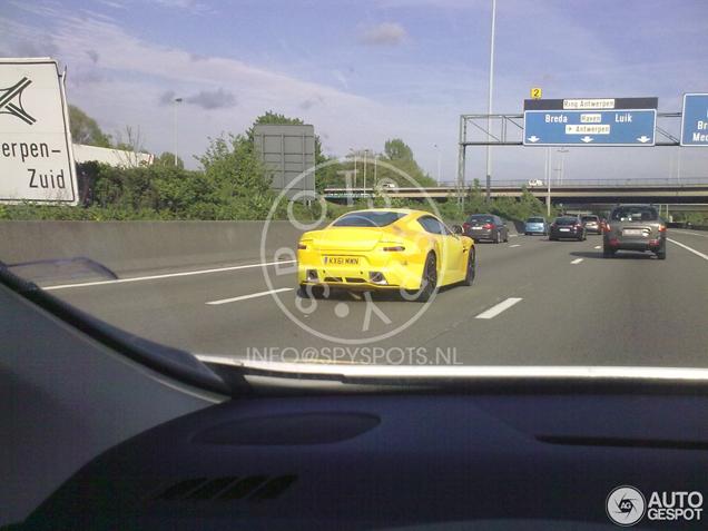 Spot van de dag: Aston Martin opvolger