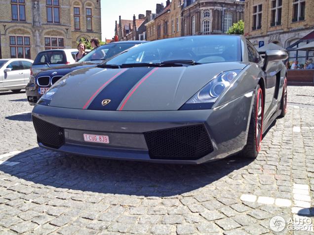 Spot van de dag: Lamborghini Gallardo Superleggera