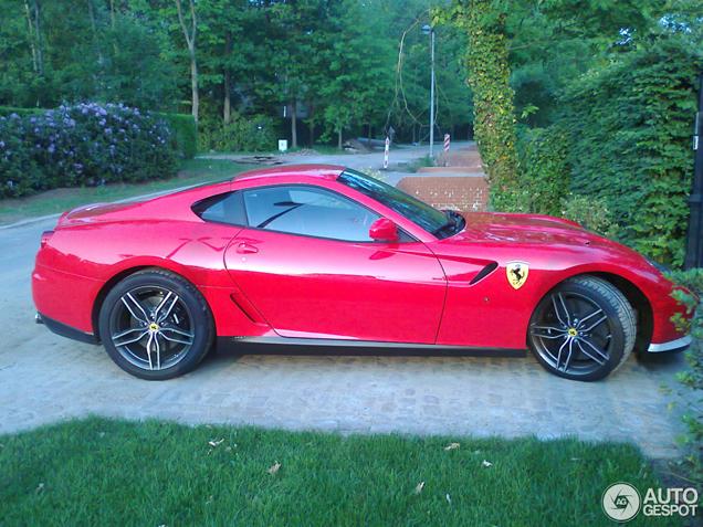 Spot van de dag: Ferrari 599 GTB 60F1