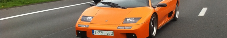 Spot du jour : Lamborghini Diablo VT 6.0