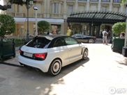 Spotted: Audi A1 Clubsport Quattro Concept
