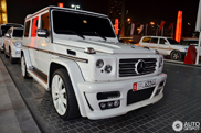 Perfectly made for the jungle of the city: Mercedes-Benz A.R.T. G 55 AMG Streetline