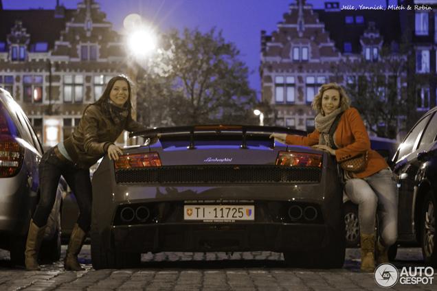 Spot van de dag: Lamborghini Gallardo LP570-4 Superleggera