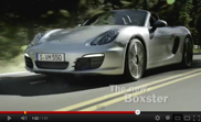 Movie: new Porsche Boxster in the spotlight