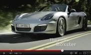 Film : la nouvelle Porsche Boxster en mouvement !