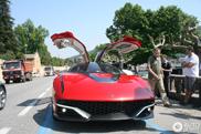 Concept car spotted: Giugiaro Brivido
