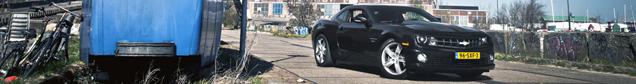 Testé : la Chevrolet Camaro 45th Anniversary
