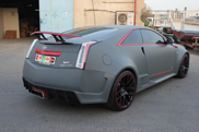 Tough Cadillac CTS-V Coupé thanks to Differently Kit