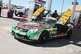 Gumball 3000 2012 : 10e compte rendu, de Santa Fe à Las Vegas !