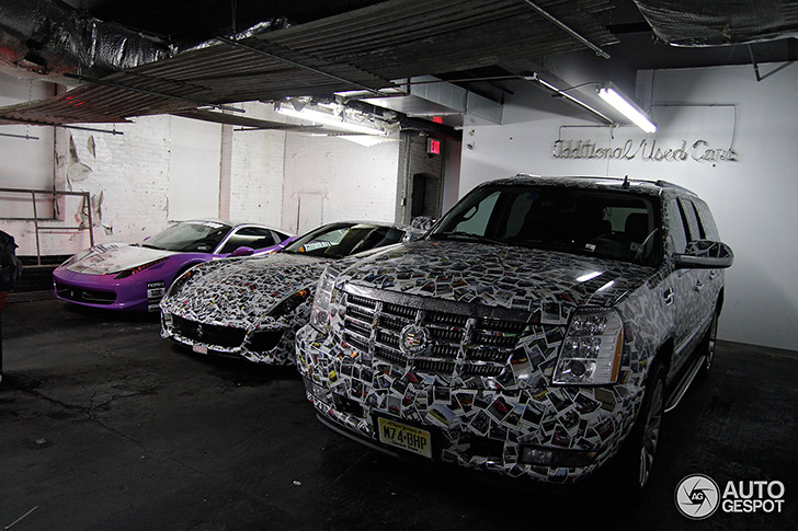 Gumball 3000 2012: the start and livestream