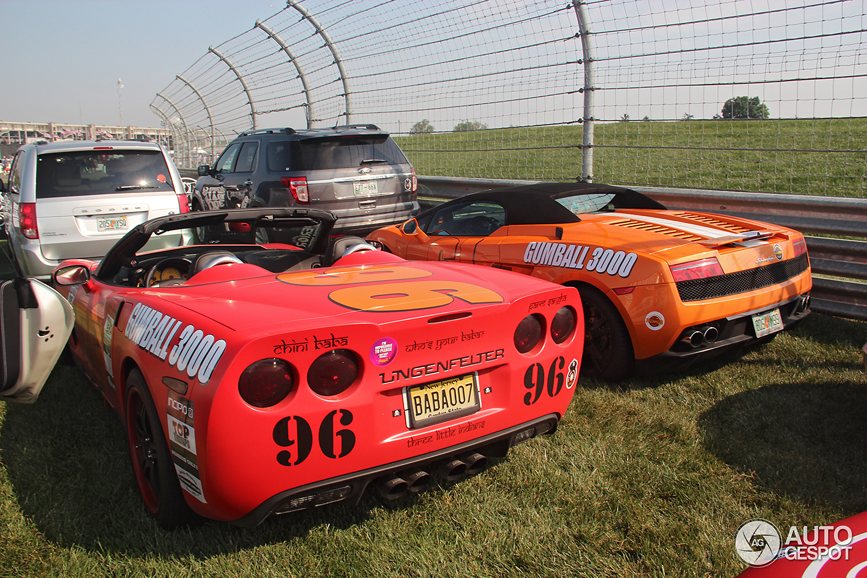 Gumball 3000 2012: dagverslag zeven, Indy 500!