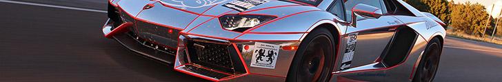 Gumball 3000 2012: daily report nine, Kansas City to Santa Fe!