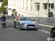 Shiny: Aston Martin DBS Volante in chrome