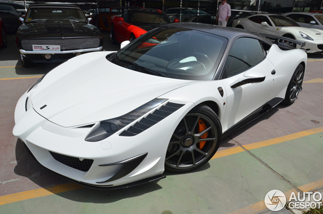 Special: supercar dealerships in Dubai