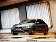 Rendering: will this be the new BMW M3 F80?