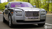 Nice pictures of a Rolls-Royce Ghost