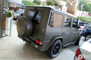 When a standard AMG is not enough: Mercedes-Benz Brabus G K8