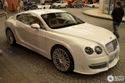 Number thirteen: Bentley LE MANSory