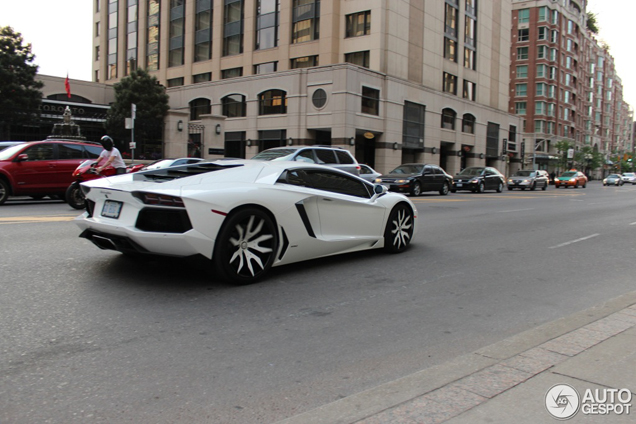 First Lamborghini Ever Made >> Spotted: Lamborghini Aventador LP700-4 on rims of Forgiato