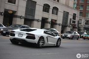 Spotted: Lamborghini Aventador LP700-4 on rims of Forgiato