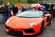 Carbon fiber beauty: Lamborghini Aventador LP760-2 Oakley Design