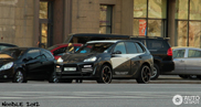 Women also drive Mansory: Chopster spotted in Moscow