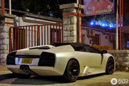 Lamborghini Murciélago Roadster spotted 16.000 kilometers away from home!