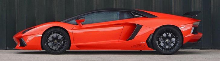 Photo gallery: Lamborghini Aventador LP760-2 Oakley Design