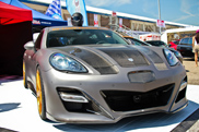 Sport Auto High Performance Days 2012: Panamera by No Limit Custom
