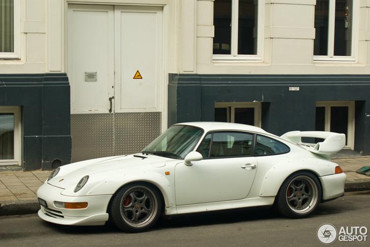 Topspot in Nederland: Porsche 993 GT2