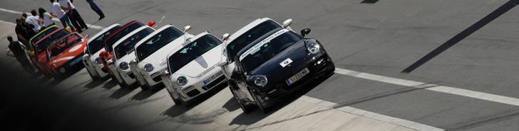 Événement : Porsche Live Event sur le Red Bull Ring