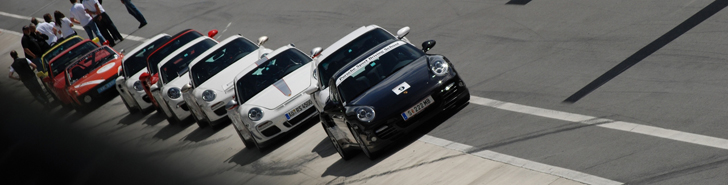 Event: Porsche Live Event at Red Bull Ring