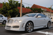 Japanese bodykit on Bentley: Premier4509 Continental GT