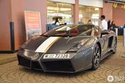 Lamborghini Gallardo Rencapo GTS Wide Body keeps getting better!