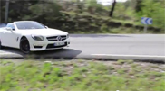 Movie: Chris Harris in the new Mercedes-Benz SL 63 AMG
