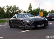 Spyshots: Mercedes-Benz SLS AMG Black Series