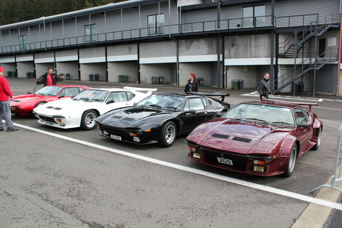 Evenement: Spa Italia 2012